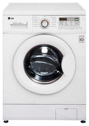 Отдельно стоящая стиральная машина LG F-10B8ND