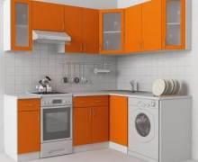 Предусмотрите место для машинки в дизайн проекте вашей будущей кухни