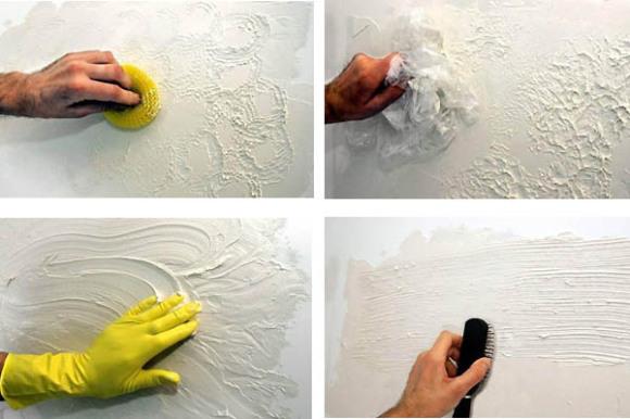 способы декорирования поверхности