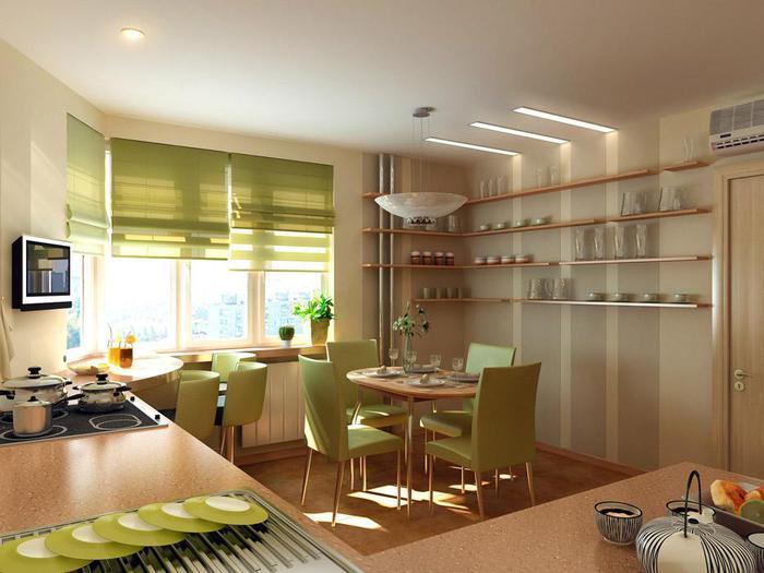 Удобная кухня фото