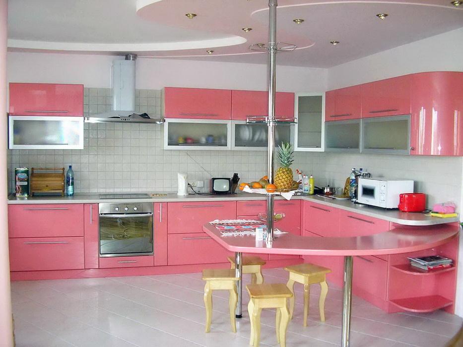 Красивые кухни на заказ фото