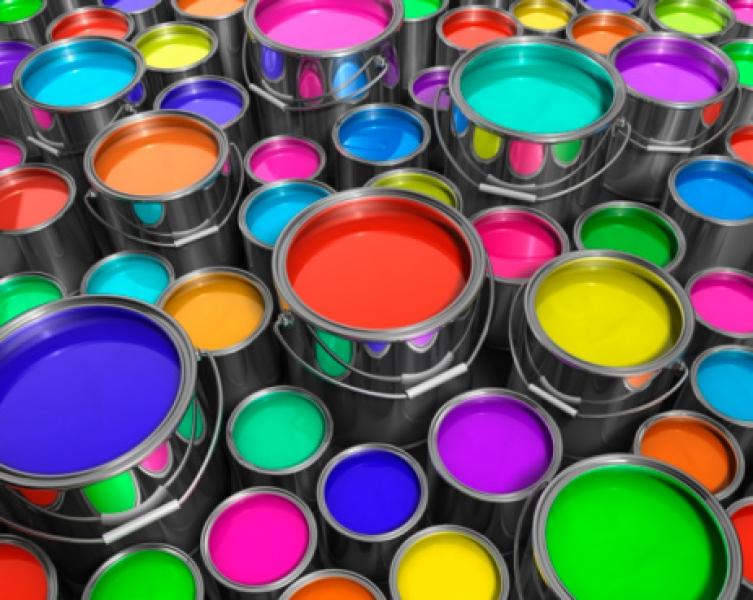 Как сделать кислотный цвет из красок 18
